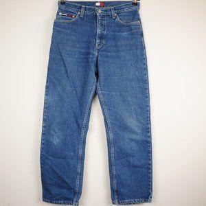 VINTAGE Tommy Hilfiger Straight Leg Jeans 1998 90s